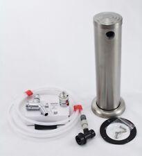 INTERTAP Single Stainless steel Beer Tower 1 tap Kegerator Cornelius Keg