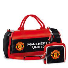 Manchester United Sporttasche England Reisetasche Manchester Fußballtasche EDEL