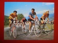 CYCLISME repro PHOTO cycliste LOUISON BOBET TOUR DE FRANCE 1954 format 23 / 30