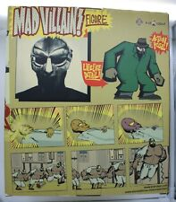 Madvillain Kidrobot MF DOOM Action Figure Rare Collectible Toy