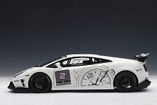 1:18  AUTOart -Lamborghini Gallardo LP560-4 Trofeo Blancpain #2 - White 2009