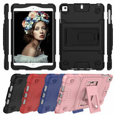 """For iPad Mini1 2 3 4 5 7.9"""" inch Heavy Duty Shockproof Stand Cover Tablet Case"""