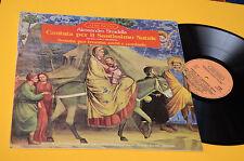 ALESSANDRO STRADELLA LP SONATA TROMBA ARCHI CEMBALO TOP CLASSICA ORIG 1978 NM !!