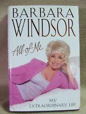 Barbars Windsor : All of Me. Headline 1st ed. Autobiography ( hardback 2000 )