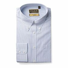 Checked Thomas Pink Classic Fit Formal Shirts for Men