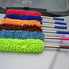 Car Truck Cleaning Wash Brush Dusting Mop Tool Soft  Microfiber Duster Random