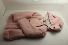Carters 2t Pink Coat With Ears