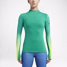 New Nike Pro Hyperearm Womens Long Sleeve Top, Size Large