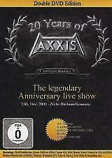 Axxis - 20 Years of Axxis: The Legendary Anniversary Live Show [2 DVDs]  ... /4