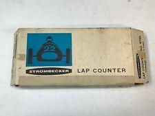 Strombecker Slotcar Lap Counter In Box 1/32 No. 9730 Chicago ILL
