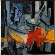 Acrylique sur toile Pierre Giroux ( 1947-)