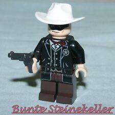 HR43-1) LEGO® Minifig: Lone Ranger / Western Sheriff mit Pistole ! unbespielt !
