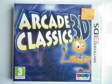 Arcade Classics 3D Jeu Vidéo Nintendo 3DS