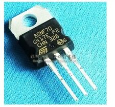 20Pcs STP80NF70 P80NF70 St Mosfet Transistor TO220