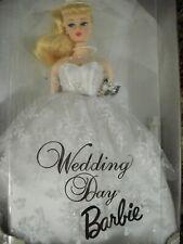 1960 Wedding Day Barbie Doll Fashion Mattel 17119 Collector Edition NIB Vintage