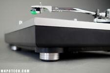 New TECHNICS SL1200 FOUR Custom Feet for mk2 mk3 mk4 mk5 mk6 DJ Turntable