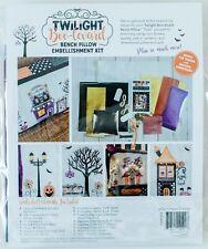 Twilight Boo-levard Bench Pillow Embellishment Kit by Kimberbell