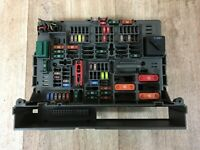 BMW 120d E82 2008 2.0 diesel N47D20A power distribution fusebox 9119446