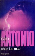 SAN ANTONIO chez les mac // Frédéric DARD // Fleuve Noir // Humour