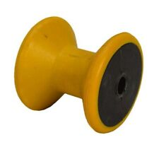 Craton BR334P Yellow 3 Inch Poly Boat Bow Roller
