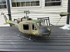 rc 500 scale Huey-UH1 helicopter Bnf