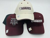 Official Licensed Texas Aggies A & M University Hat Cap A&M Adjustable NCAA