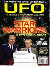 UFO Magazine Science & Phenomena Magazine February/March 2002 Remote Viewers