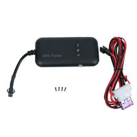GT02A Voiture GPS Tracking Real-time Motorcycle Monitor Traceur Antivol SOS
