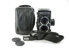 Rolleiflex 2,8 GX 6x6 TLR Twin lens reflex Rollei planar 1:2,8 f = 80mm HFT