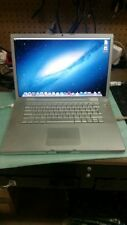 MacBook Pro (15-inch Mid/Late 2009) -  S/N W87448LPX91 / W87303EFX91