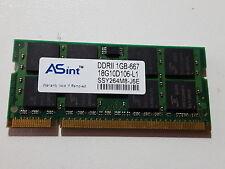 Genuine Asint 1GB Ram SSY264M8 DDR2-102
