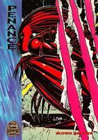 PENANCE / Marvel Universe Series 5 (1994) BASE Trading Card #109