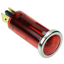 Red 10mm Indicator Pilot Light 12V