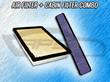 AIR FILTER CABIN FILTER COMBO FOR 1998 1999 2000 2001 2002 NISSAN QUEST