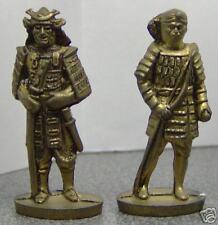 Soldatini Kinder Metalfiguren Samurai  G39+G42 Original
