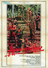 Apocalypse Now (1979) Marlon Brando movie poster print 6