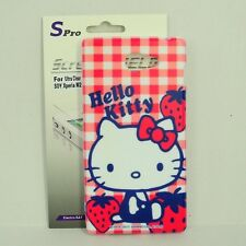 For Sony Xperia M2 S50h Hello Kitty TPU Mobile Phone Case Free Screen Protector