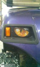 CLUB CART GOLF CART YELLOW Eye's ORIGINAL RuKindCover's HeadLight Covers