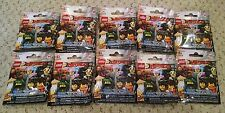 Lego THE NINJAGO MOVIE Minifigures 71019 Lot of 10 NEW Sealed BLIND BAGS PACKS