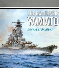 Anatomy of the Ship: The Battleship Yamato by Janusz Skulski (1988, Hardcover)