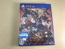 Million Arthur Arcana Blood  PS4 Japan