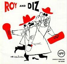 Roy and Diz Eldridge Dizzy Gillespie 2 Albums On 1 CD New Peterson Ellis Brown +