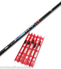Lineaeffe 4 m Telescopic Fishing Pole & 5 Assorted ready made pole rigs
