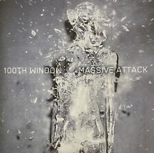 MASSIVE ATTACK 100TH WINDOW CD VIRGIN 2003 USA PRESS FAST DISPATCH