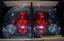 New IPCW Chrome Euro Tail Lights CWT-CE501FC for 1997-2003 Ford F150 Flareside