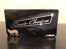 NASCAR 1999 1:43 Hot Wheels Crews Choice TIDE #10 Car