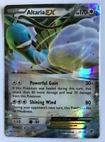 Altaria EX ULTRA RARE 83/124 XY Fates Collide Pokemon card TCG NM HOLO
