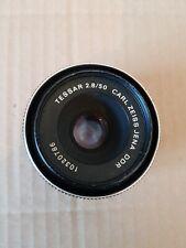 M42 Carl Zeiss Jena Tessar 50mm f2.8