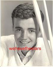 Vintage Robert Walker Jr. QUITE HANDSOME '63 DEBUT Publicity Portrait
