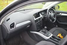 AUDI A4 B8 AIRBAG KIT COMPLETE WITH BOTH AIRBAGS, SEATBELTS, & AIRBAG ECU